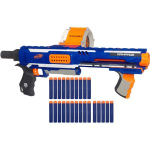 7 quirky significant other - Nerf N-Strike Elite Rampage Blaster  #ShopAtHome #Walmart