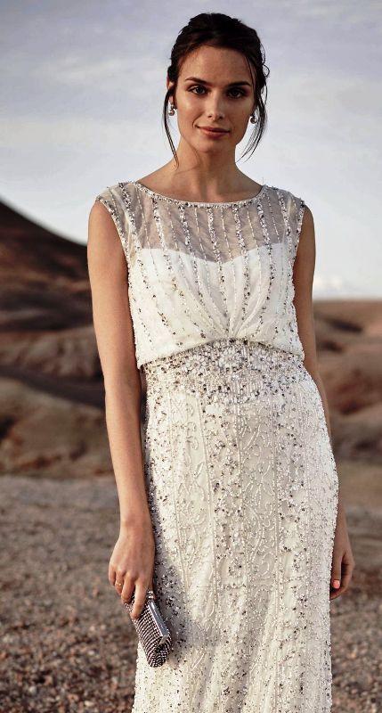 Trendy 3rd Marriage Wedding Dresses