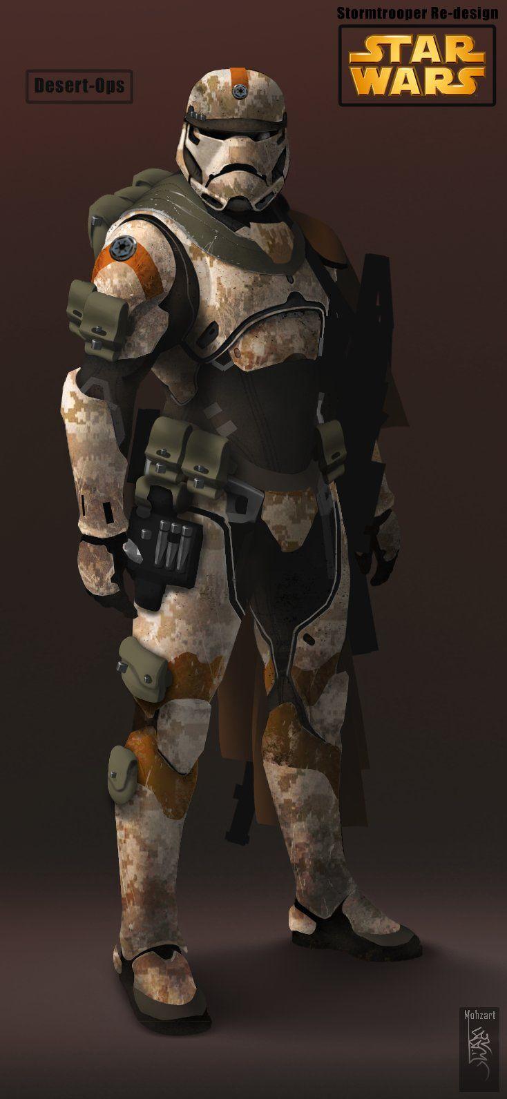 Elite Jetpack Stormtrooper by Albek42 on DeviantArt