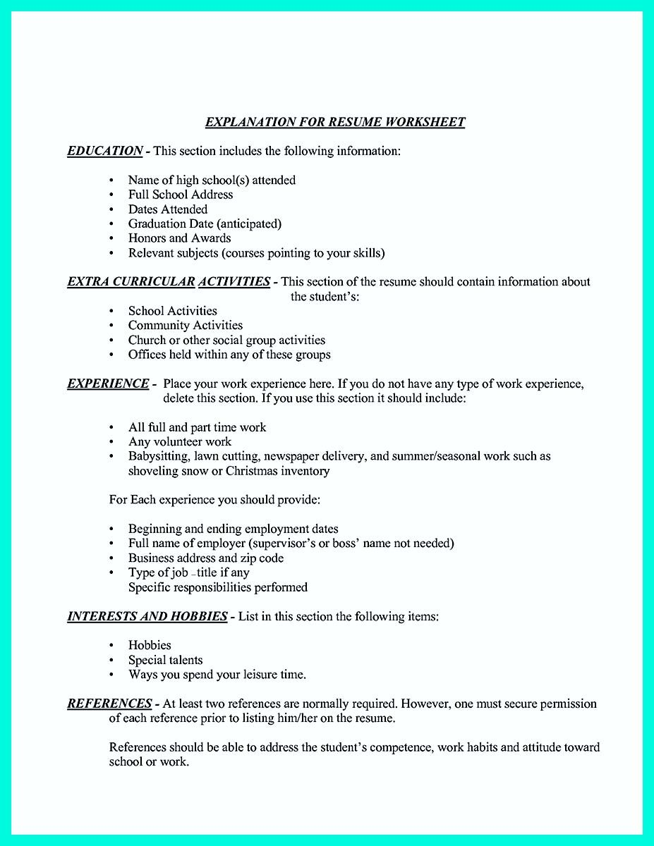 How To List Education On Resume If Still In College Endearing Nice Making Simple College Golf Resume With Basic But Effective