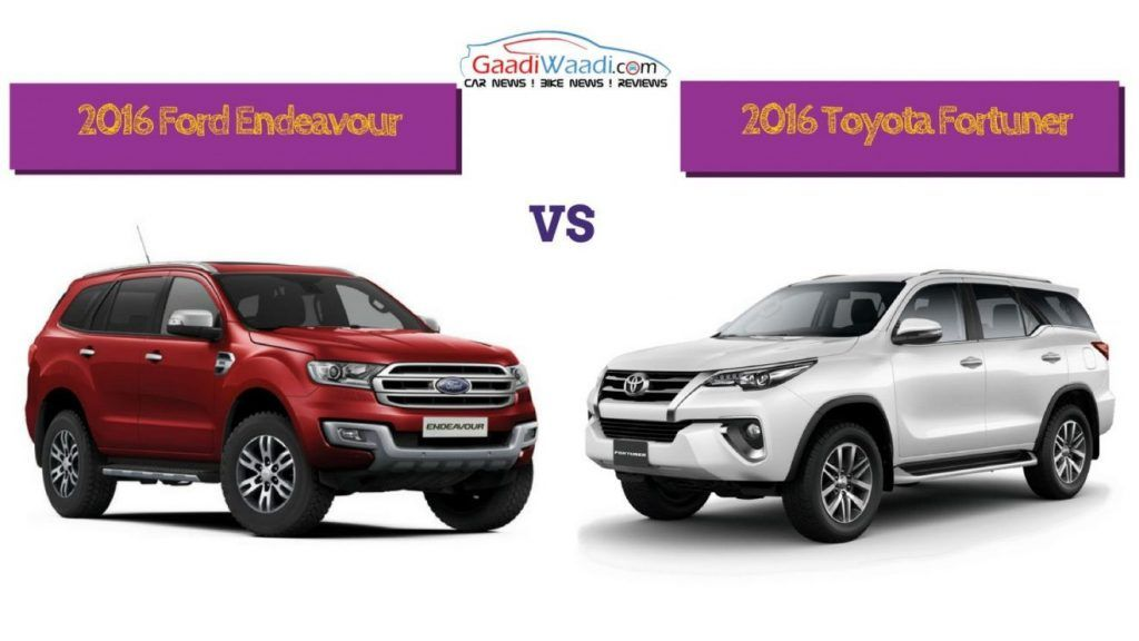 Toyota Fortuner 2020 Philippines Ford Endeavour Toyota Bike News
