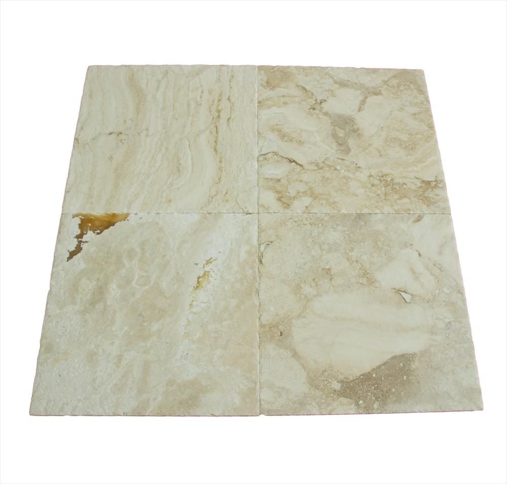 Travertine Tile Brushed And Chiseled Dream Home