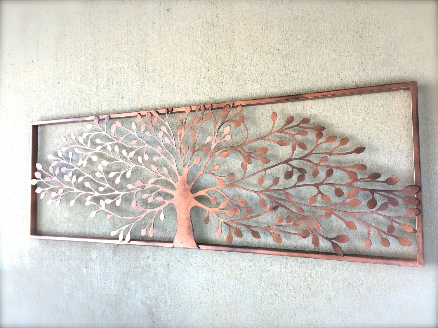 Popular Items For Copper Wall Decor On Etsy