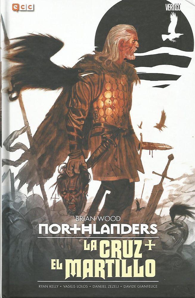 Northlanders: La cruz + el martillo Vertigo   Cómics