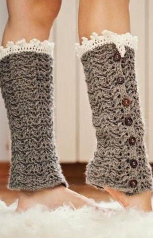 Crochet legwarmers! | crocheted items | Pinterest