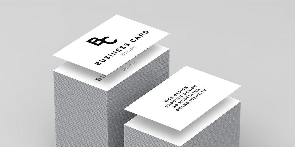 Free Business Card Mockup PSD | Free Business Card Mockup PSD ...