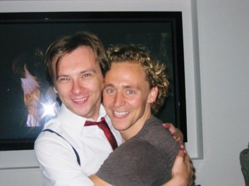 Baby Hiddles and a friend.