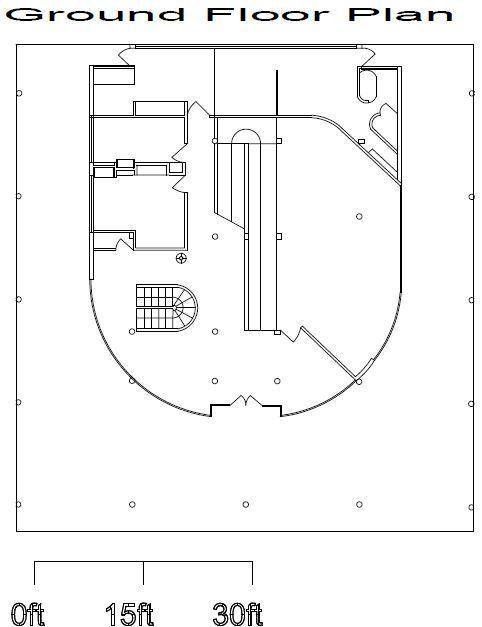 Villa Savoye Ground Floor Plan Villa Savoye Plan Ground