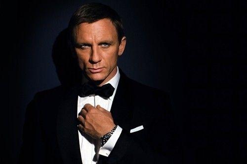 :] Bond. James Bond