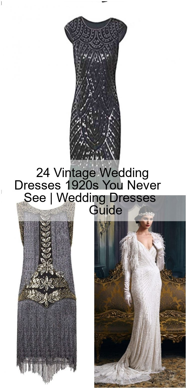24 Vintage Wedding Dresses 1920s You Never See  Wedding Dresses Guide  24 Vintage Wedding Dresses 1920s You Never See  Wedding Dresses Guide