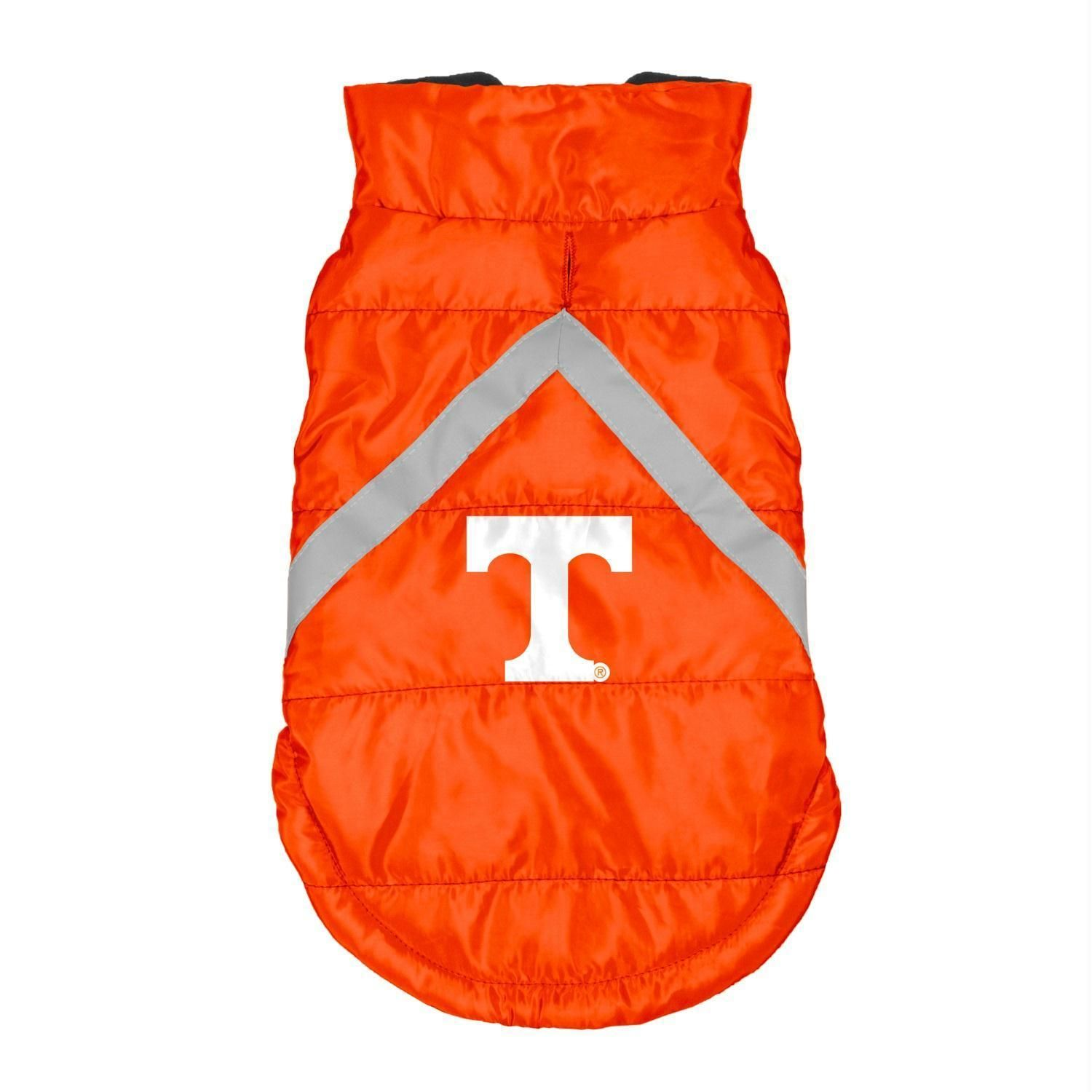 Tennessee Volunteers Pet Puffer Vest Tennessee