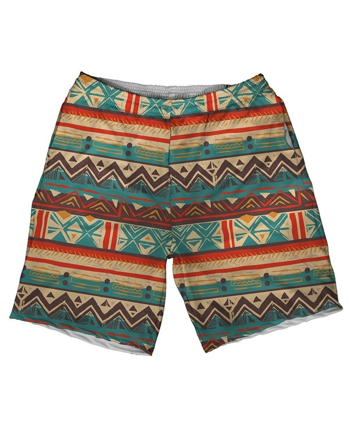 4a85f4e2ca Desert Tribal Athletic Shorts- Men's Board Shorts For Basketball- Swim- Gym-  Workout - CE127OD7NOD - Men's Clothing, Shorts #Shorts #Men's #Clothing # #  ...