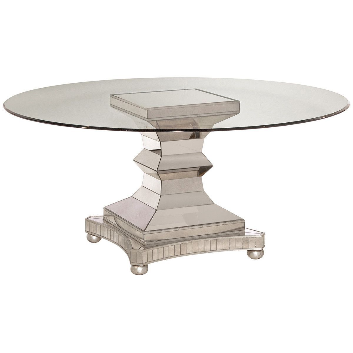 Bassett Mirror Moiselle Dining Table 70 Is 1000 At Houzz
