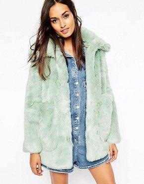 Women's Fur coats| Faux fur coats & jackets | ASOS