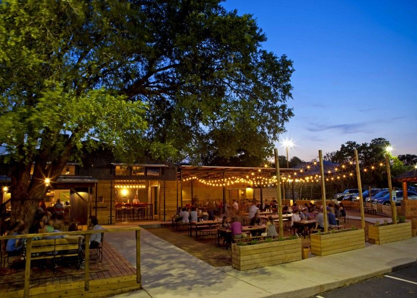 Contigo Austin Great Place To Sit Outside And Grab Food