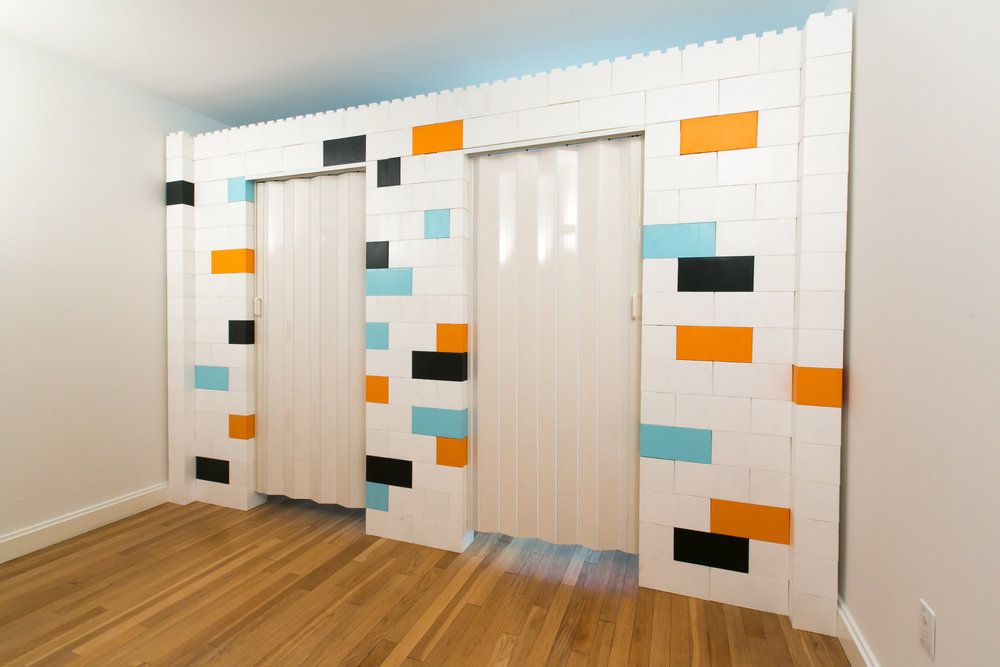 Everblocks Temporary Walls Room Dividers Create Partitions Modular Walls Accent Walls And