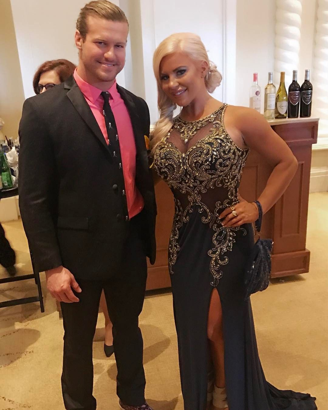 Dolph Ziggler And Dana Brooke Hookup