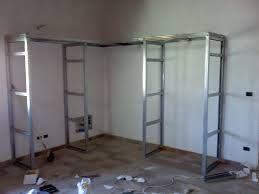 Esempi di cabine armadio in cartongesso cerca con google furnish low cost home decor - Scaffali per cabine armadio ...