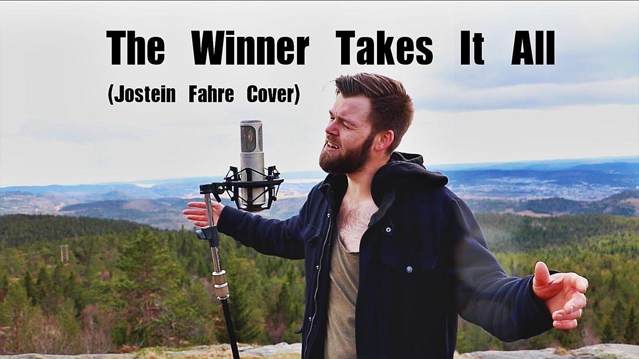 Abba The Winner Takes It All Jostein Fahre Cover Abba