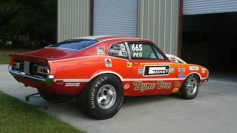 1970 Ford Maverick DualQuad TunnelRam 427 SOHC V8/4speed