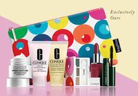 #HudsonsBay: Free 7-piece gift set  with any CLINIQUE purchase of $31 or more @ The Bay http://www.lavahotdeals.com/ca/cheap/free-7-piece-gift-set-clinique-purchase-31/64966
