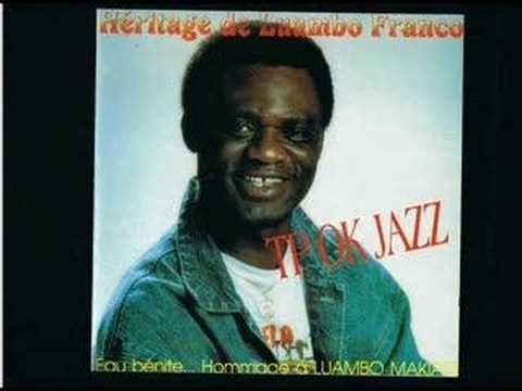 Simaro Massiya Lutumba - Eau Benite (English)