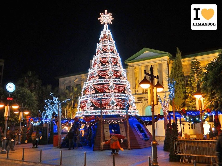16 best limassol life images on pinterest limassol cyprus limassol municipality christmas tree cyprus publicscrutiny Image collections