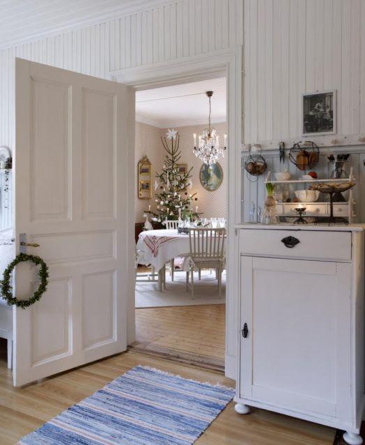 NAVIDAD EN BLANCO SOBRE BLANCO WHITE ON WHITE CHRISTMAS | desde my ventana | blog de decoración |