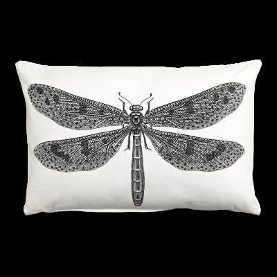 Koristetyyny Dragonfly - Hemtex