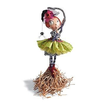Coraline Witch Figure $29900 WITCH GRANDINROAD Pinterest - witch decorations
