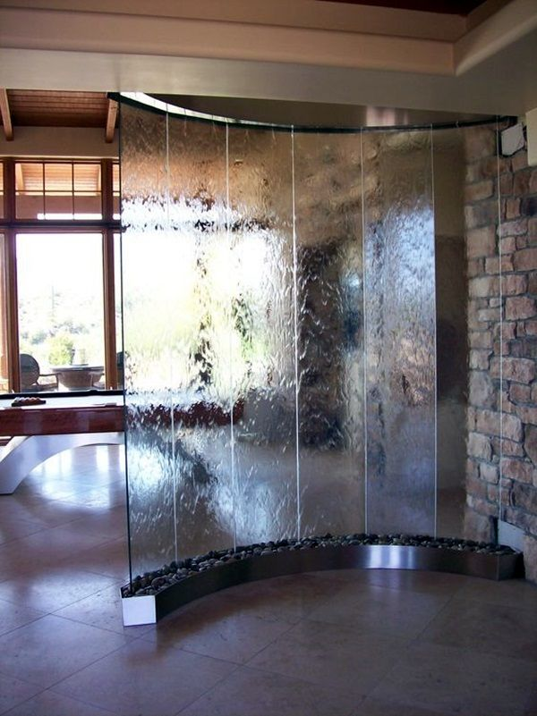 40 Relaxing Indoor Fountain Ideas With Images Indoor Wall