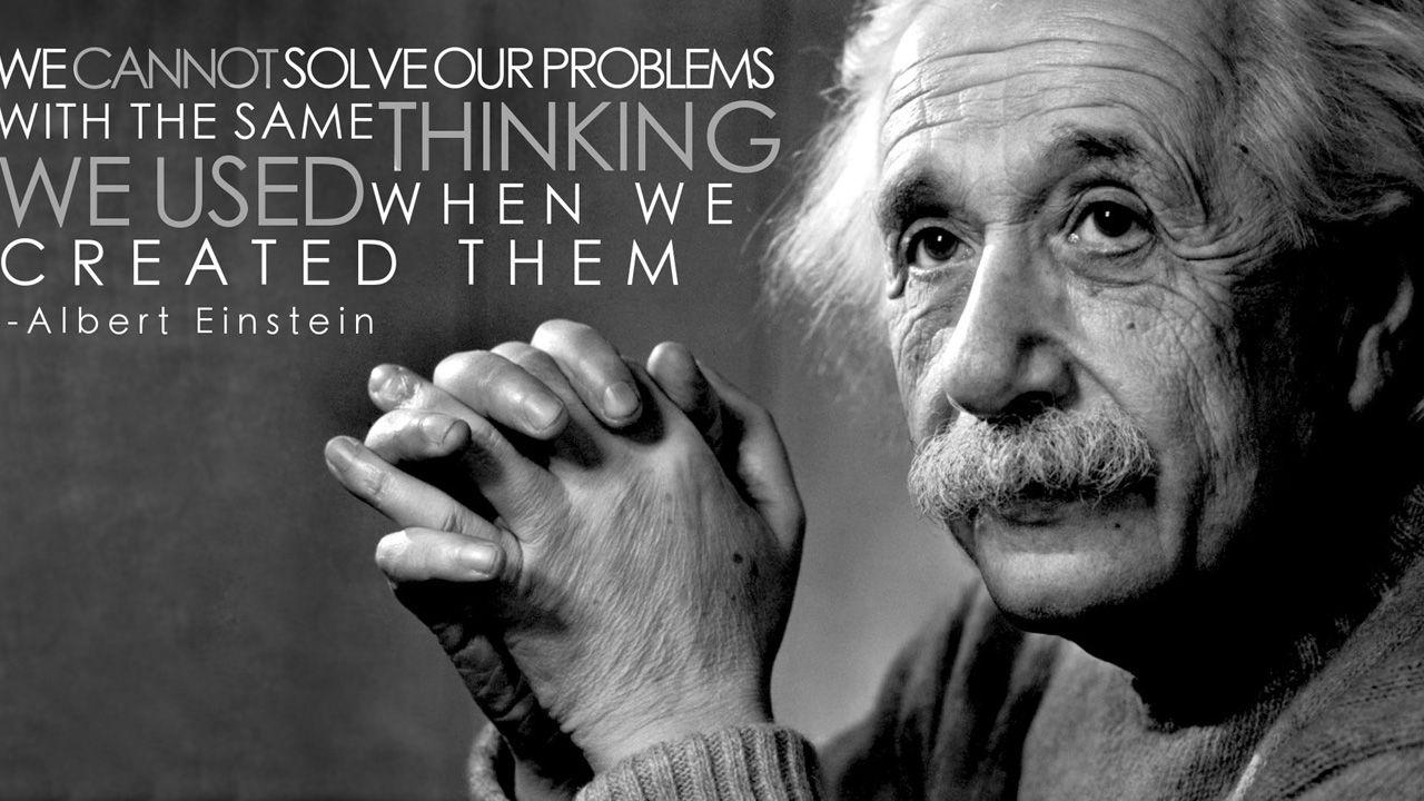 Albert Einstein Wallpapers Innovation quotes, Albert