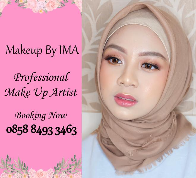 Pin di Make up Wisuda Jakarta (WA)0858 8493 3463 IMA MUA