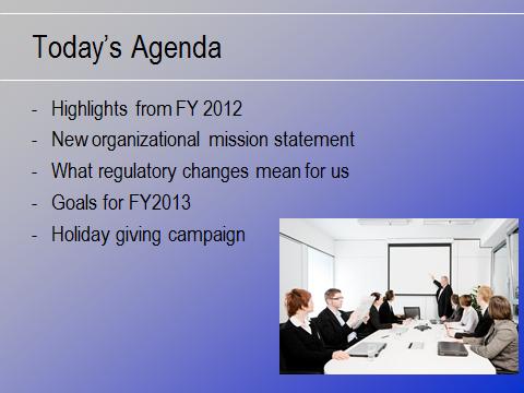 agenda slide powerpoint
