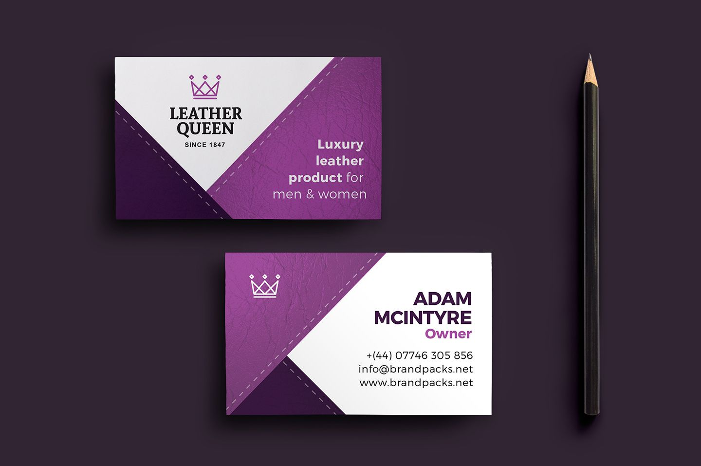 Free Business Card Template For Local Shop Owners Works With - Adobe illustrator business card template