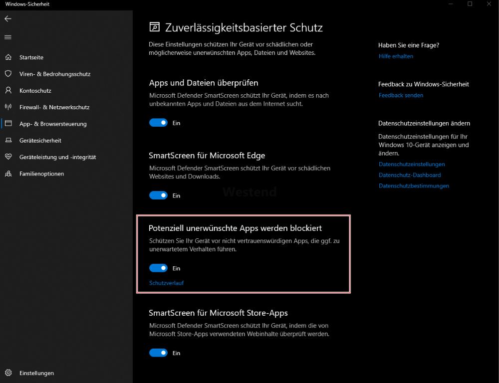 Windows 10 Manipulationsschutz Aktivieren Oder Deaktivieren Was Ist Der Manipulationsschutz