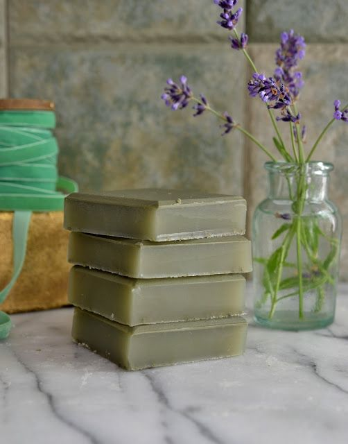 Heart of Gold: Hand-crafted Beauty:: Savon de Marseille Soap