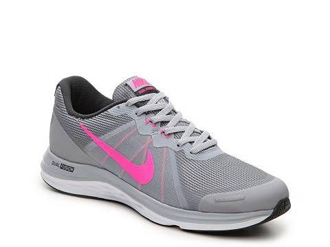 4103dcf0d5bb29 Nike Dual Fusion X2 Lightweight Running Shoe - Womens