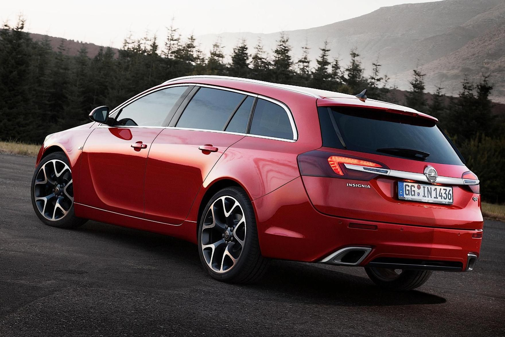 Insignia Opc Sports Tourer Opel Specs Http Autotras Com