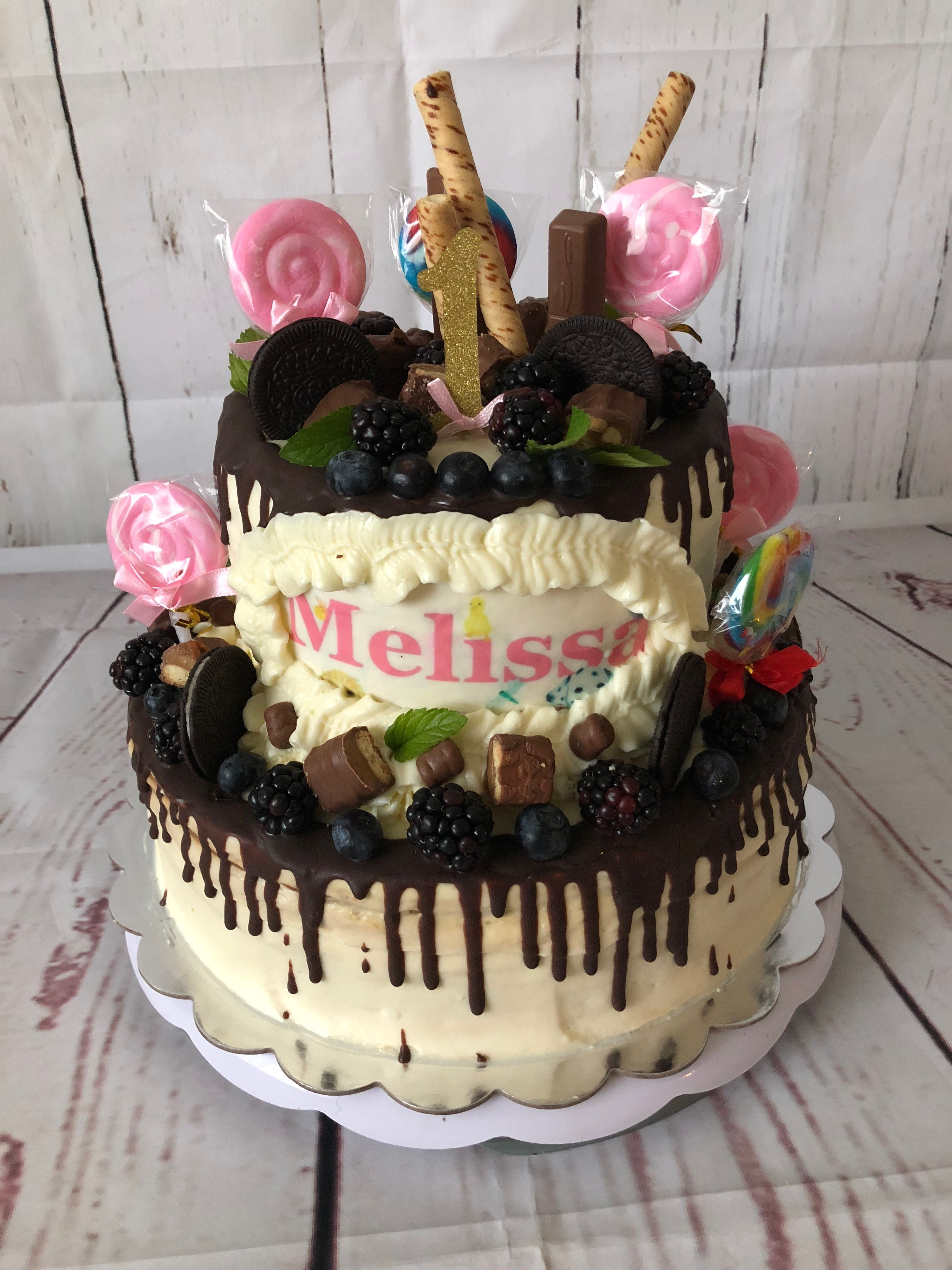 21++ Birthday cake chicago loop inspirations