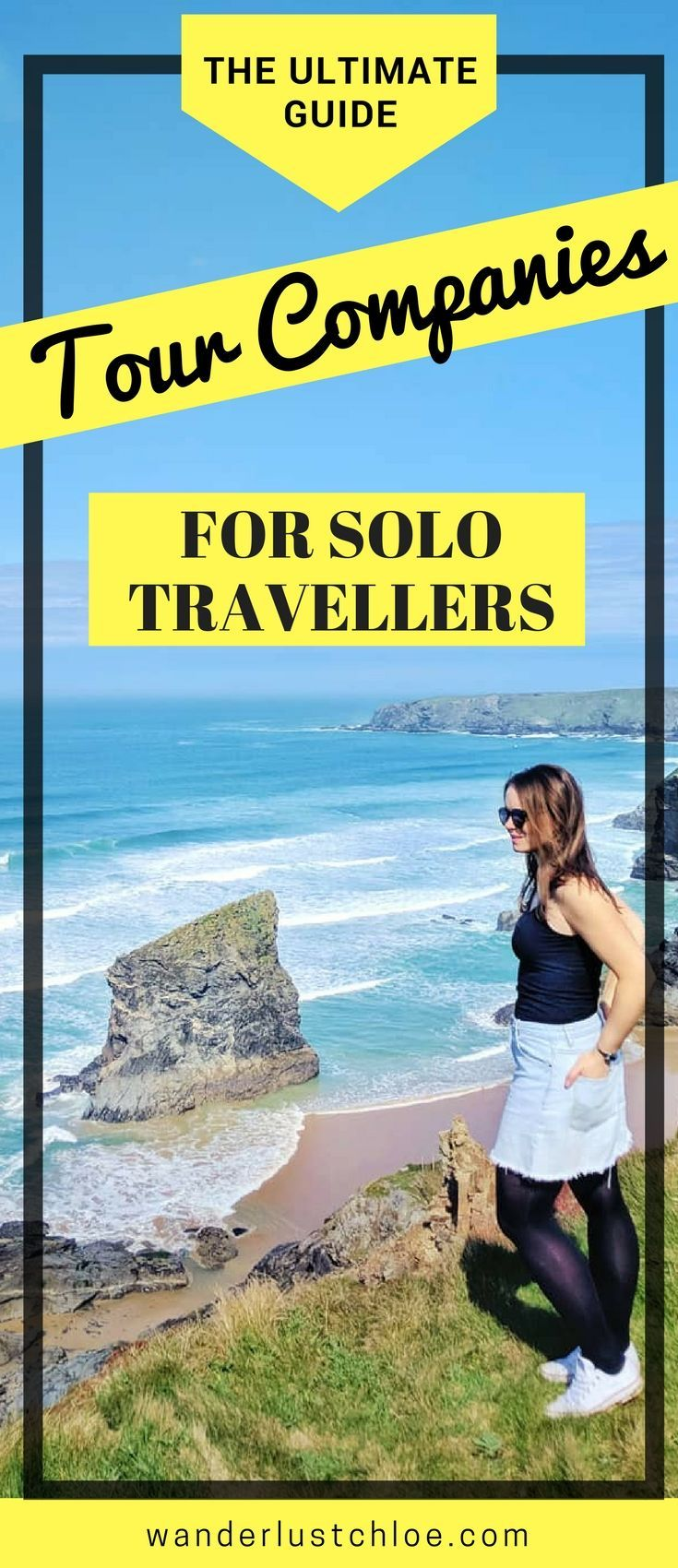 Best Tour Companies For Solo Travellers. My pick of the best group tour companies for solo travellers! From Intrepid and Trek America, to Busabout, Contiki, MedSailors and Travel Talk Tours – who offers the best experience for solo travellers? It's time to compare the top group tour companies. #solotravel #solofemaletravel #tourcompany