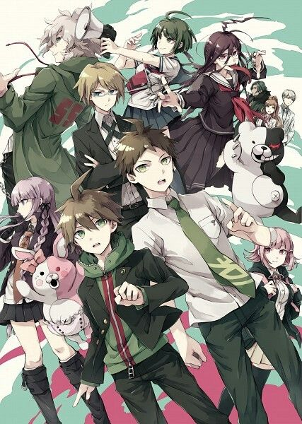 Makoto And Hajime Two Protagonists That Look So Similar The Killing School Life
