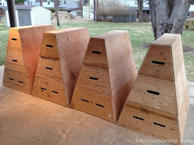 Build Parkour Vault
