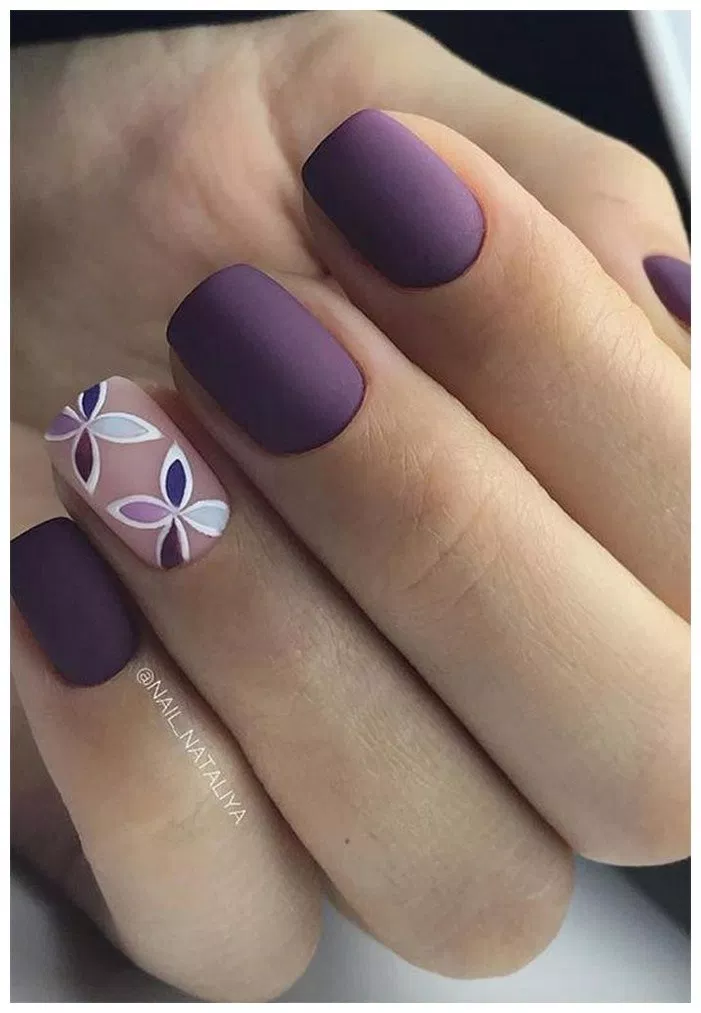 65 amazing nail color for summer fall 2019 page 00065