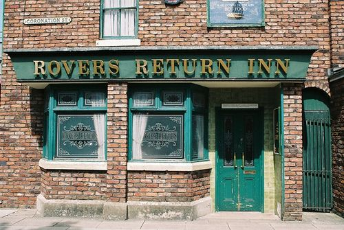 Coronation Street - my mum watched this all the time