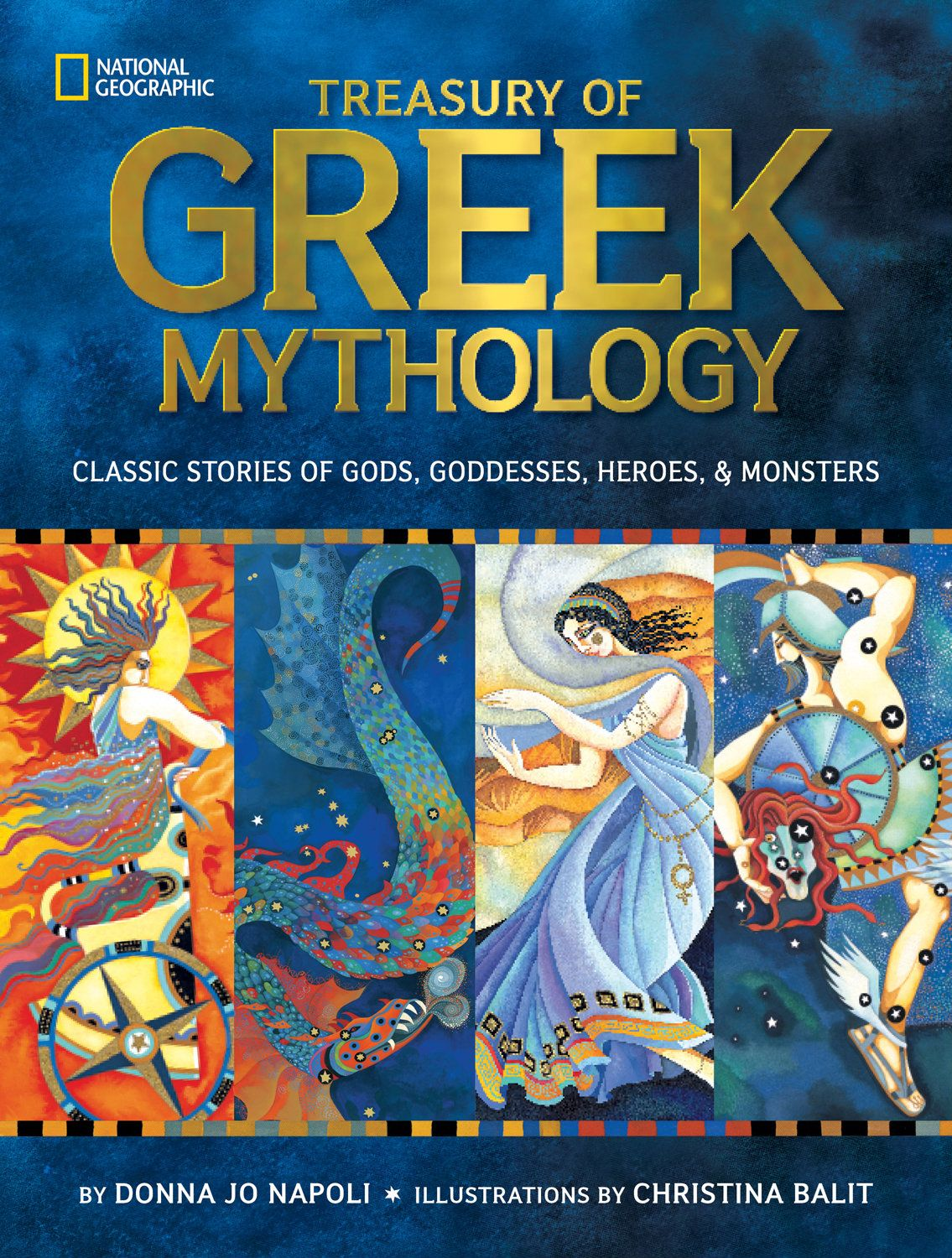The Tales Of Gods And Goddesses Such As Zeus Aphrodite