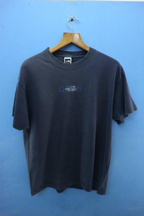 8f3176b2c Vintage The North Face Minimalist Logo T Shirt Sport Outdoor Gear ...