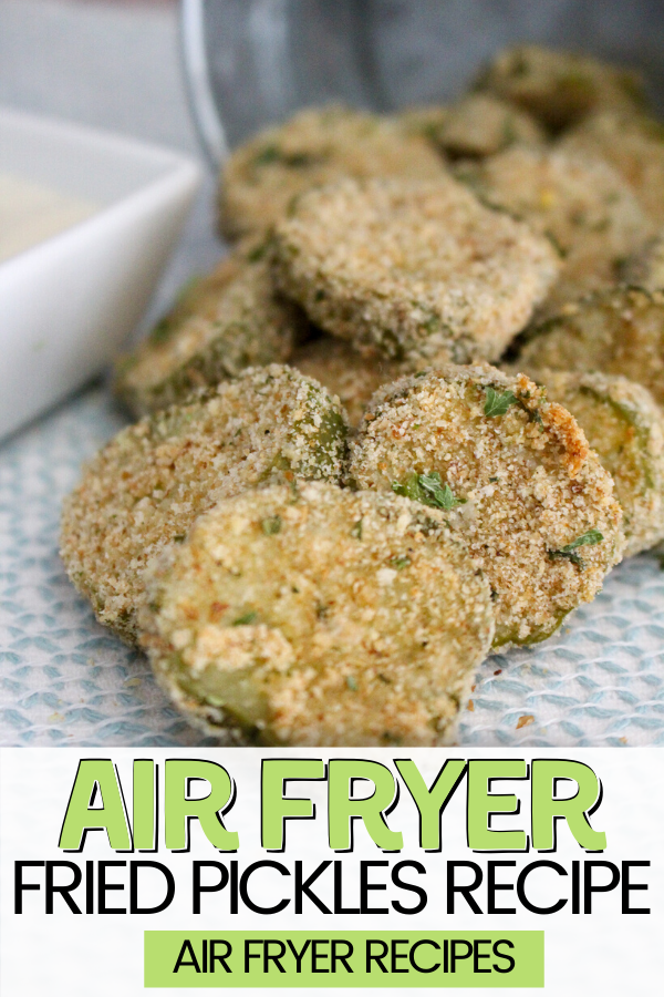 Quick and Crunchy Air Fryer Fried Pickles Recipe You'll
