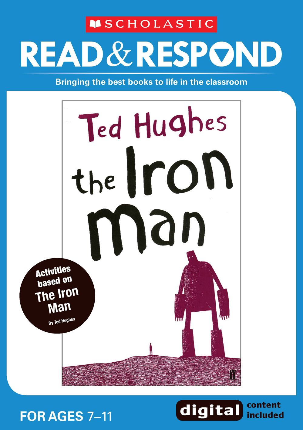 Workbooks the twits worksheets ks2 : The Iron Man. A series of creative literacy resources and lessons ...