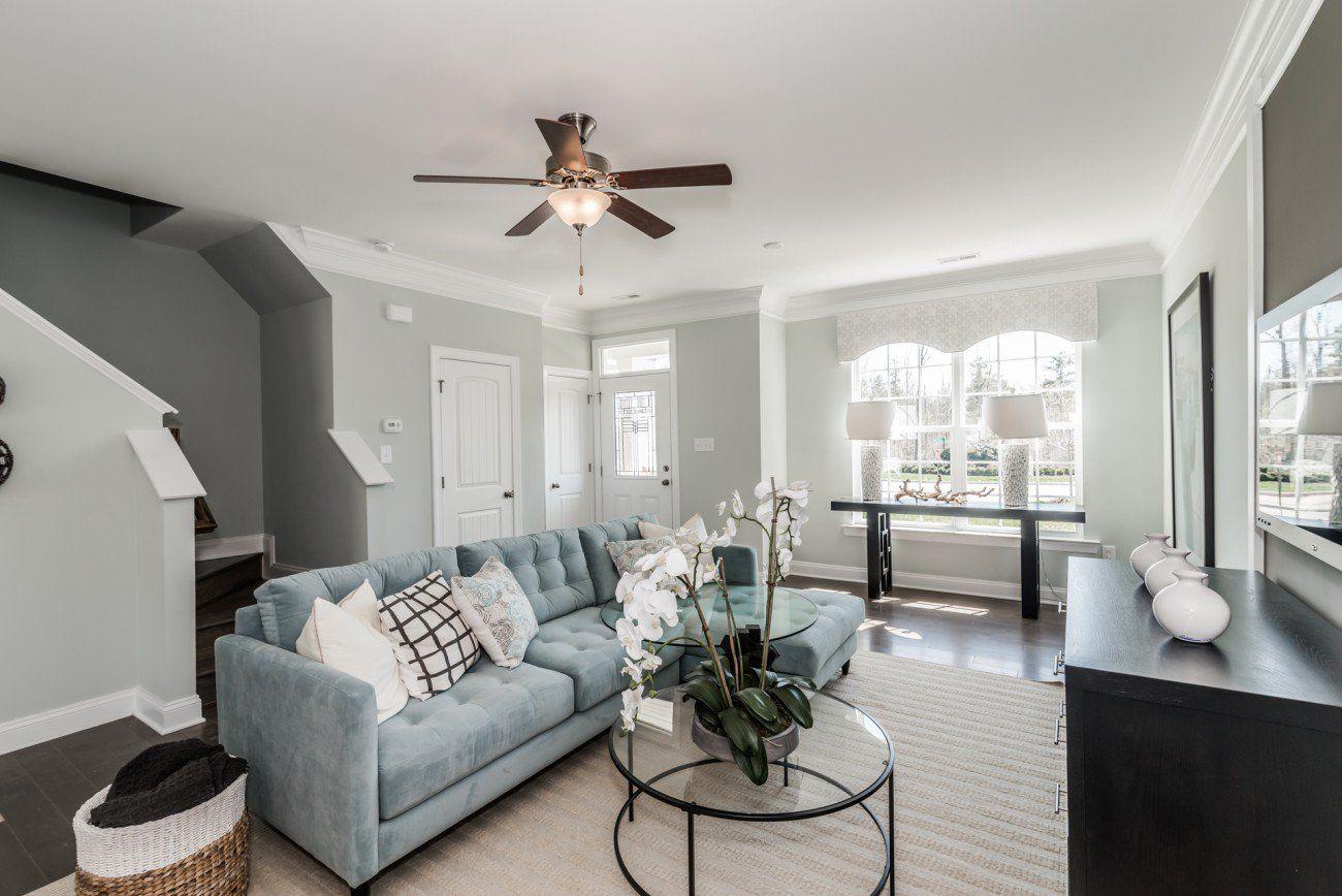 Watermark Townhome Living Room